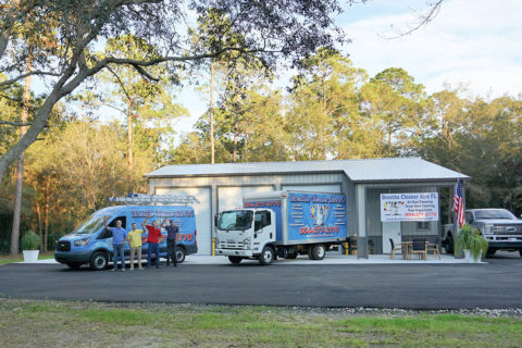 Air conditioning duct cleaning company Fernandina Beach FL