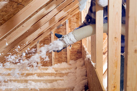 Efficiently insulate your home in Fernandina Beach with our insulation installation service